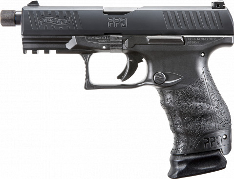 Walther PPQ Navy SD facing left
