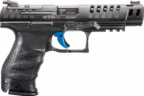 Walther PPQ Q5 Match M1 facing right