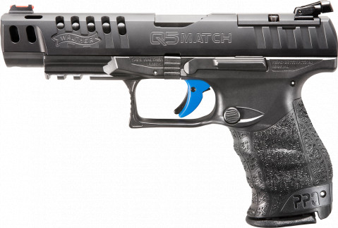 Walther PPQ Q5 Match M2 facing left