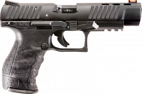 """Walther PPQ 22 5"""" facing right"""