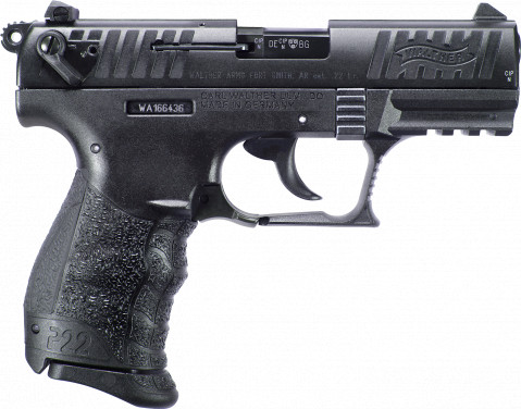Walther P22 Q facing right