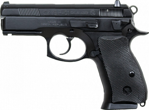 CZ P-01 facing left