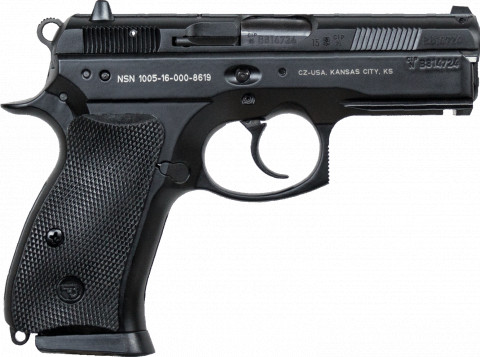 CZ P-01 facing right