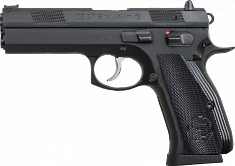 CZ 97 B facing left